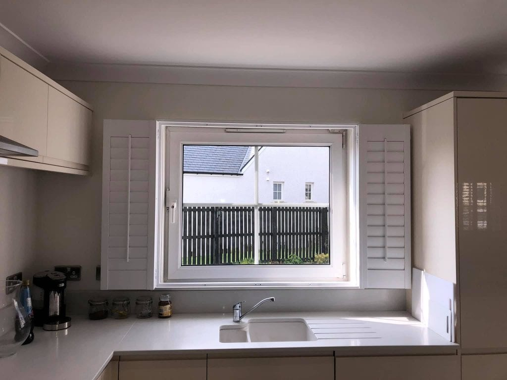 Kitchen Window Shutters News Livingston Stylerite