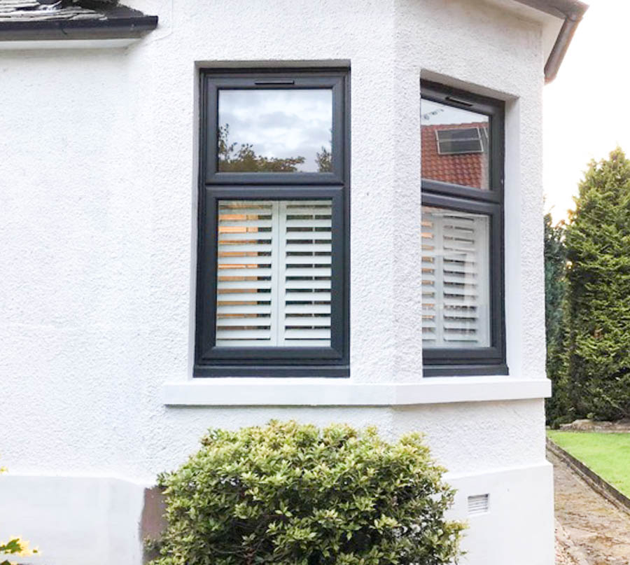 Window Shutter installation Bathgate. by Stylerite-blinds Livingston, West Lothian