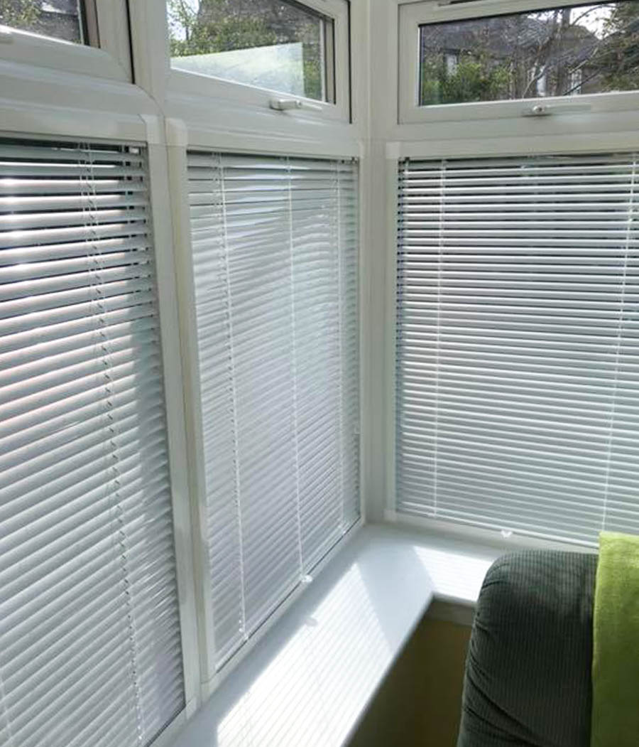 Conservatory Venetian Blinds by Stylerite, Livingston, West Lothian
