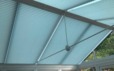 Conservatory Roof Blinds Kirknewton.
